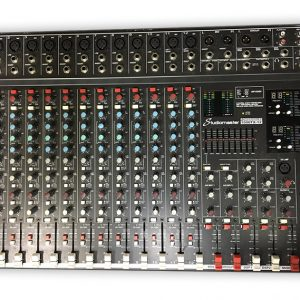 StudioMaster 1000 TX-12 12-Channel Mixer