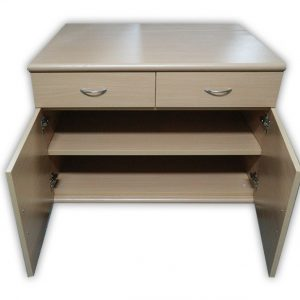 Office Cabinet with 2 Doors and 2 Drawers