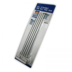 ABS Towel Rack with 4 Aluminium pipes