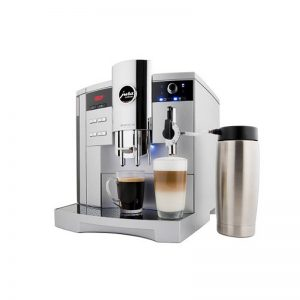 Jura 13423 Impressa One Touch Automatic Coffee-and-Espresso Center