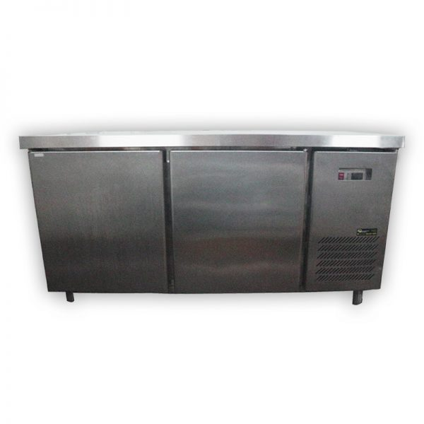 Commercial Kitchen Worktable Refrigerator