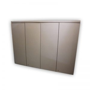4-Door Cupboard