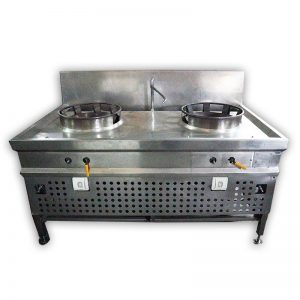 Professional Stainless Steel Stove