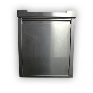 Stainless Steel Kitchen Storage Cabinet
