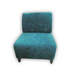 Art Deco Single Sofa Seat