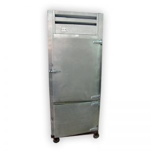 2-Door Chiller-Freezer combination