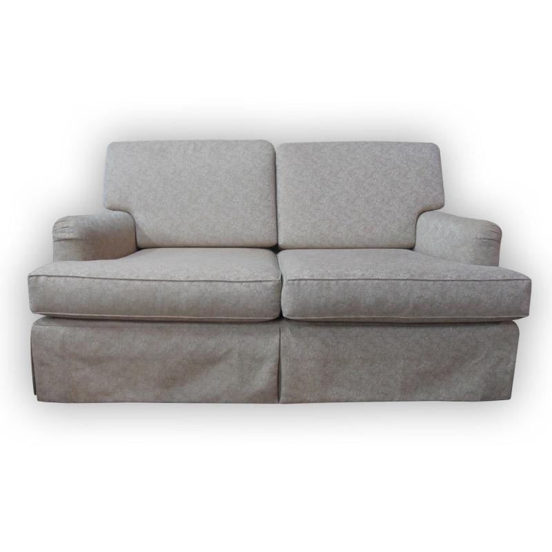 Double Seater Sofa Kaki Lelong Everything Second Hand