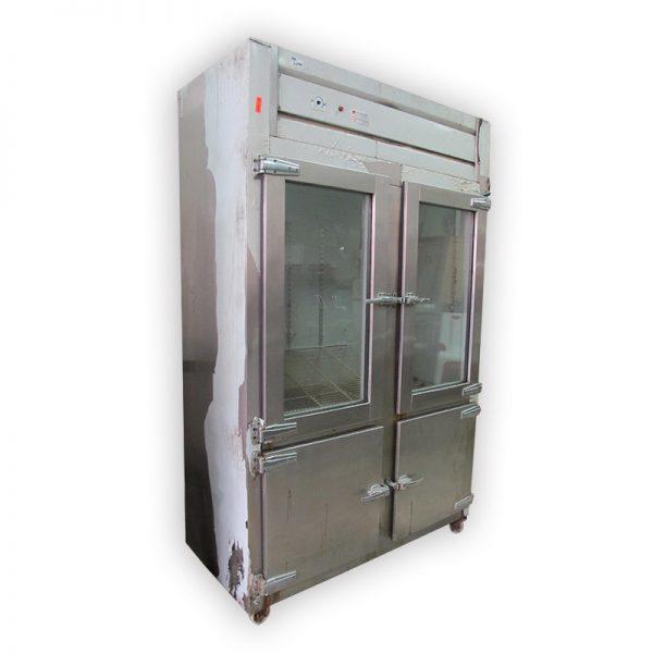 4-Door Chiller-Freezer Combination