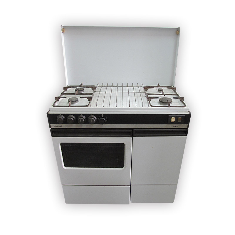 Ariston Gas Stove Oven Combination Sold Kaki Lelong Everything Second Hand