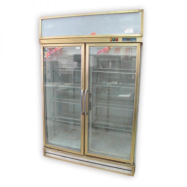 2 Glass Door Chiller
