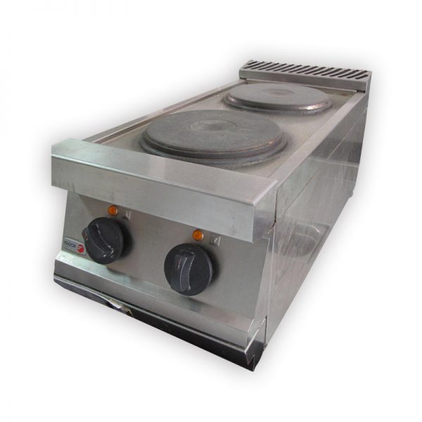 Fagor Industrial Gas 2 Section Modular Front Fired Hot Top