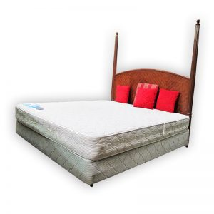 King-size Mattress, Divan and Headboard