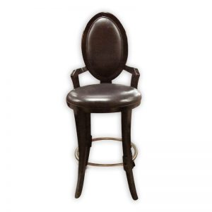 Victorian Style High Bar Chair