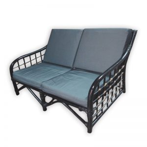 Rattan 2-seat Couch