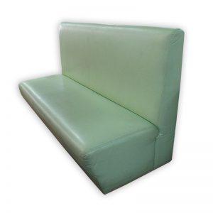 PU Cushioned 3-seat Bench