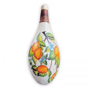 Ceramic Flower Vase 19 cm Height