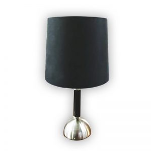 Chrome foot Table Lamp