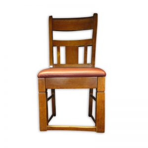Cushioned Wooden Dining Chair