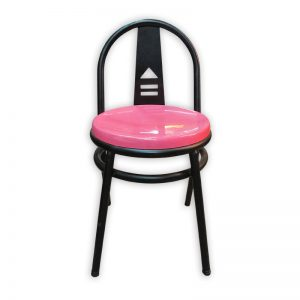 Pink Restaurant Chair