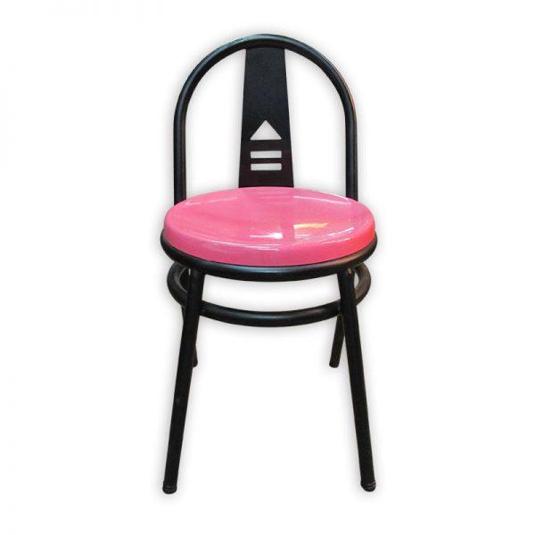Pink Restaurant Chair