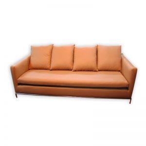 4-Seat PU Sofa