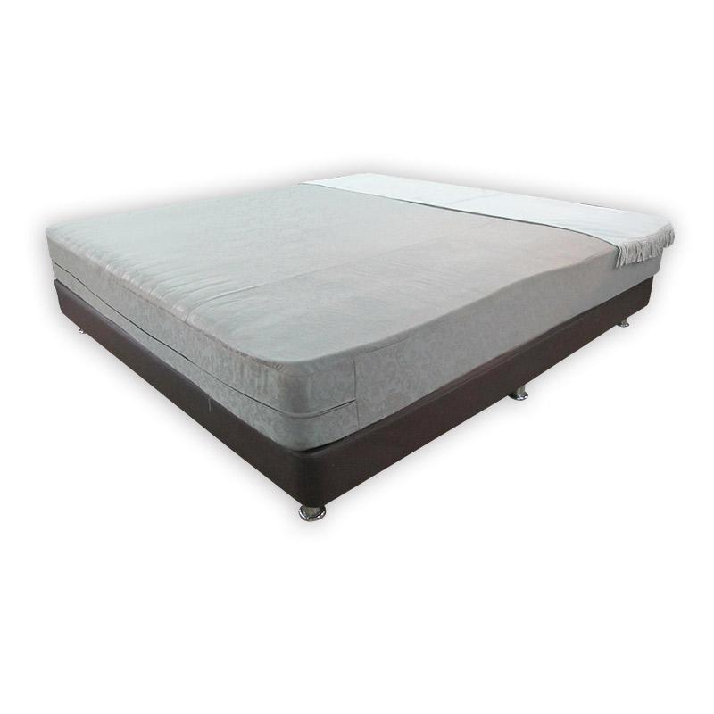 Queen size mattress with divan kaki lelong everything for Queen size divan