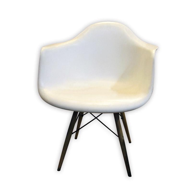 Plastic Bucket Restaurant Chair Kaki Lelong Everything