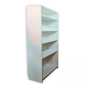 Wooden Book Storage Cabinet