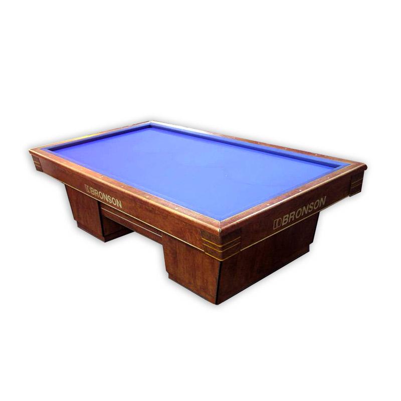 bronson belgium billiards table kaki lelong everything second hand. Black Bedroom Furniture Sets. Home Design Ideas