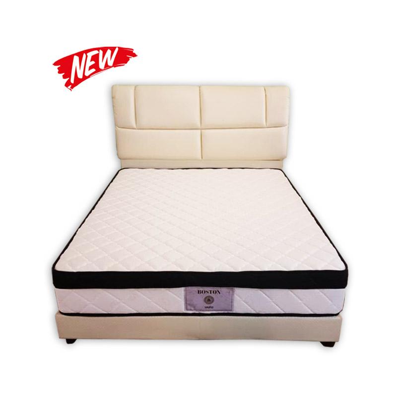 King size mattress divan and headrest kaki lelong for King size divan with mattress
