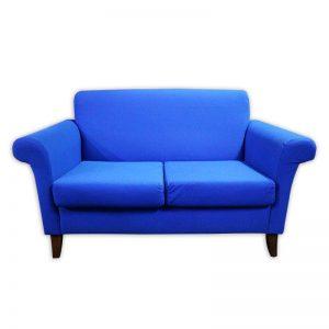 2-Seat Fabric Sofa