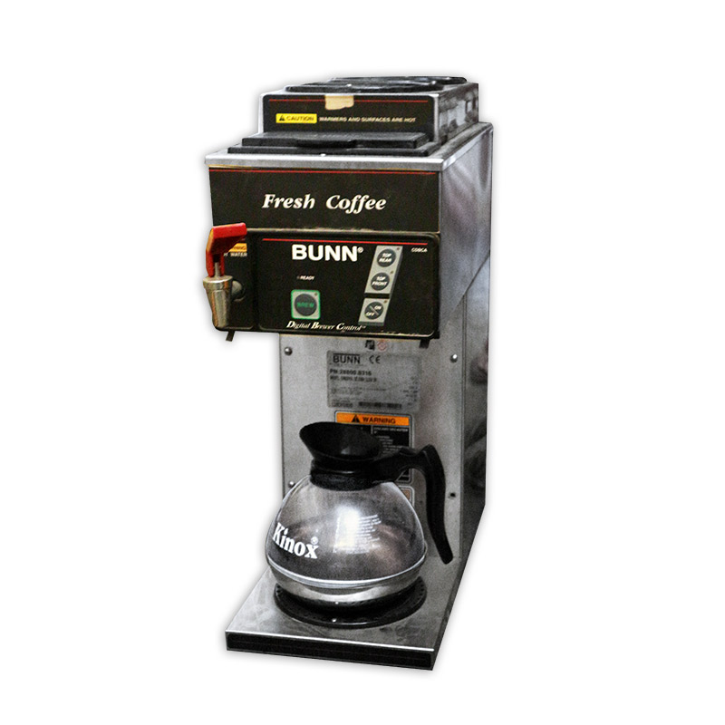 Bunn Cdbcp35 12 Cup Automatic Digital Coffee Brewer