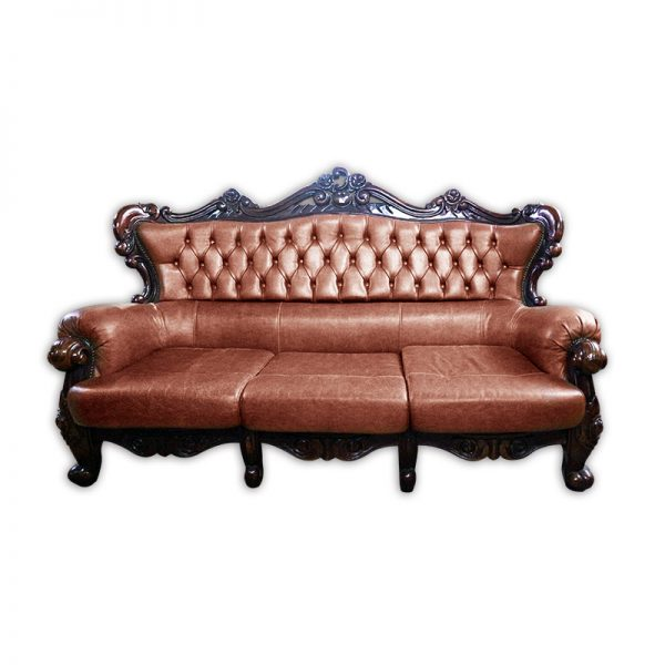 Leather Sofa Set 3+1