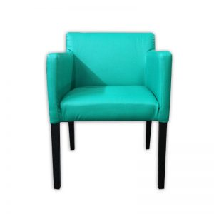 Turquoise Restaurant Dining Chair