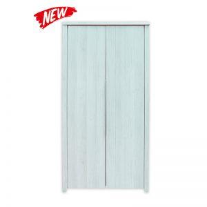 2-Door Wardrobe