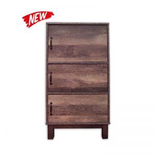 3-door Wooden Cabinet