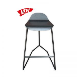 Barstool with Metal frame