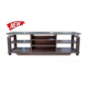 Open Wooden TV Cabinet