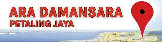 Kaki Lelong Ara Damansara
