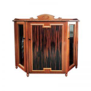 Wooden Minibar Cabinet