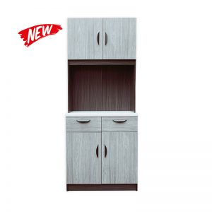 Wooden Kitchen Cabinet/ Pantry