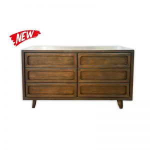 Classic Dressoir with 6 drawers