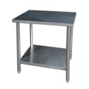 Stainless Steel 2-Tier Work Bench
