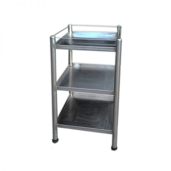 Stainless Steel 3-Tier Kitchen Rack