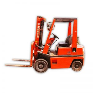 Nissan 1.5 Ton Forklift (Petrol)