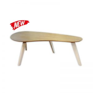 Drop-shaped Coffee Table