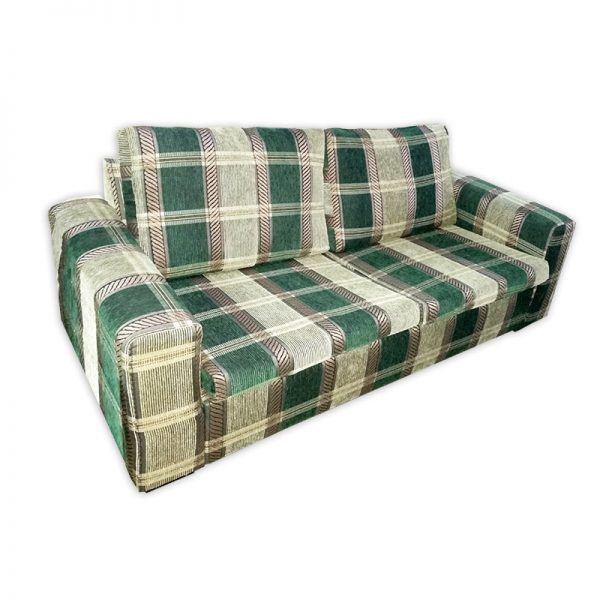 2-Seater Fabric Couch