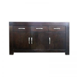 Dark Wooden Dressoir