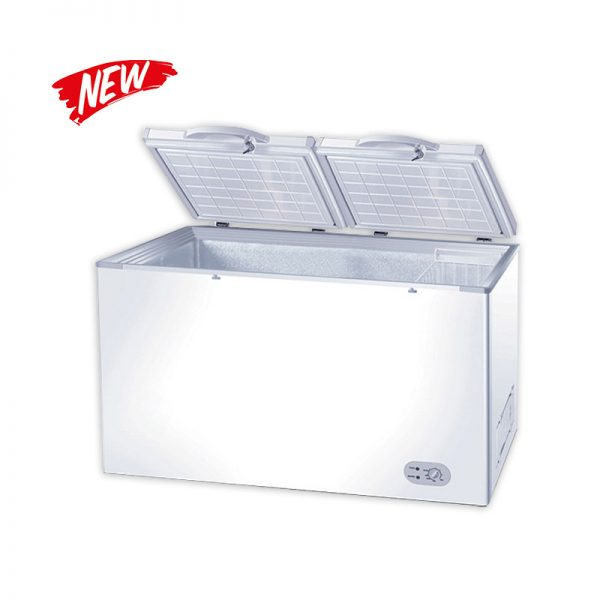 Faber Double 600L Door Chest Freezer