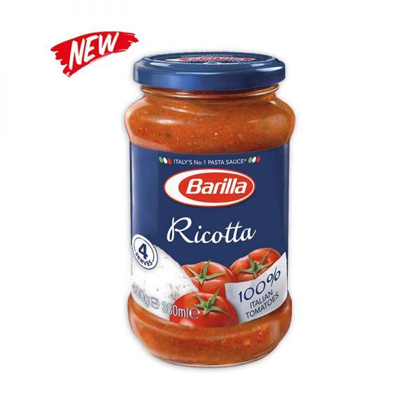 Barilla Ricottra Sauce 380ml